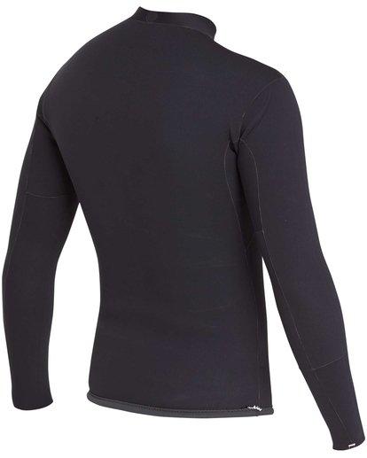 7 2/2 Revolution DBah Long Sleeve Jacket Grey MWSHQBD2 Billabong