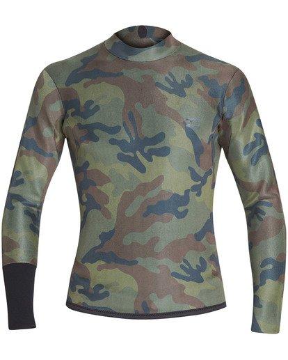 7 2mm Revolution D Bah Long Sleeve Jacket Black MWSHTBD2 Billabong