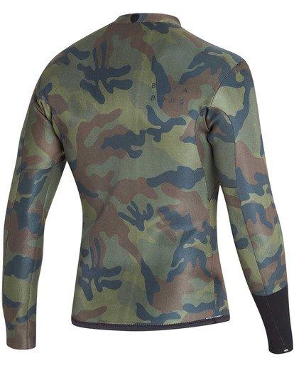9 2mm Revolution D Bah Long Sleeve Jacket Black MWSHTBD2 Billabong
