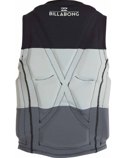 1 TRI BONG WAKE VEST Black MWVEJTRI Billabong