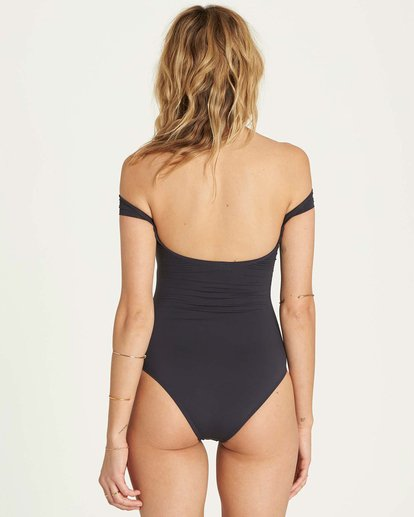 2 Sol Searcher One Piece Swim Black X101MSOL Billabong