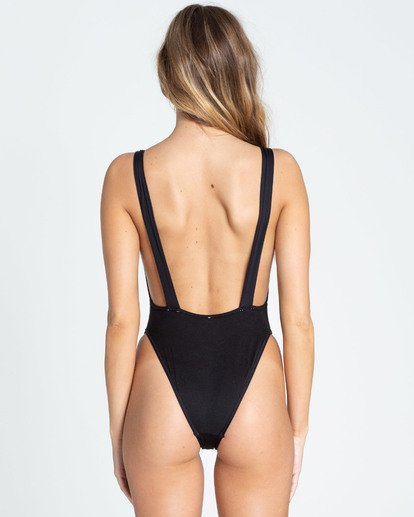 2 Sol Searcher One Piece Swim Black X101TBSO Billabong