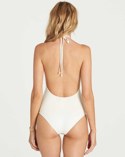 2 It's All About The Detail One Piece Yellow X110KITS Billabong