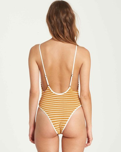 1 Honey Daze One Piece Swim Yellow X110QBHO Billabong