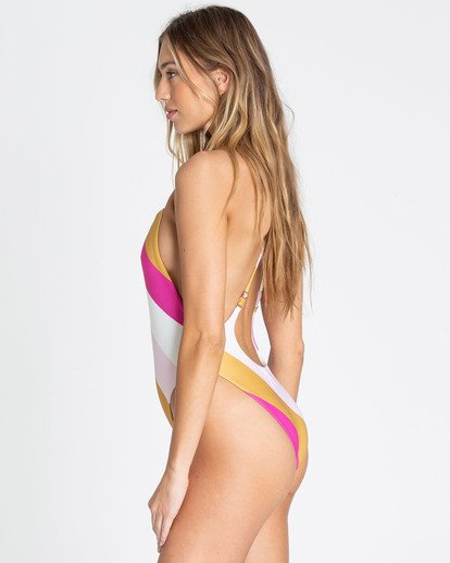 1 Soul Stripe One Piece Swim  X112TBSO Billabong