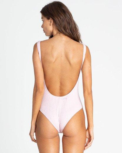 2 Sweet Sands One Piece Swim Pink X114TBSW Billabong