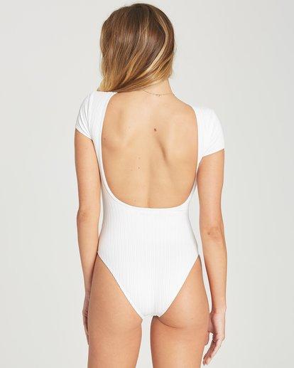3 Heating Up Bodysuit Swim White X125TBHE Billabong