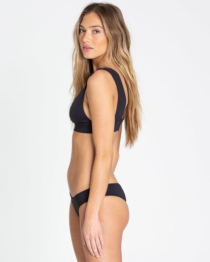 1 Sol Searcher Hawaii Lo Bikini Bottom Black XB01JSOL Billabong