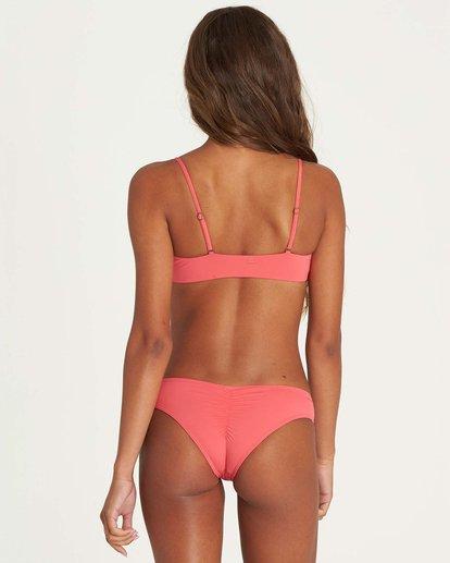 0 Sol Searcher Hawaii Lo Bikini Bottom Red XB01JSOL Billabong