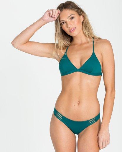 2 Sol Searcher Tropic Bikini Bottom Green XB01NBSO Billabong