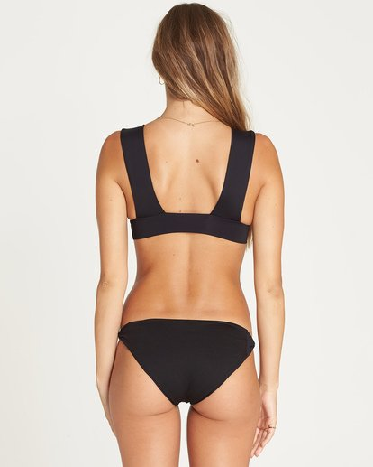 0 Sol Searcher Lowrider Bikini Bottom Black XB01TBSO Billabong