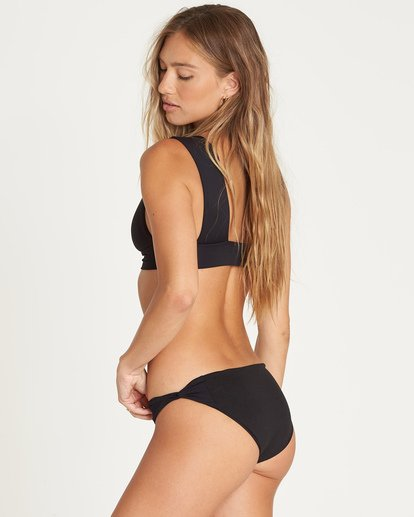 1 Sol Searcher Lowrider Bikini Bottom Black XB01TBSO Billabong