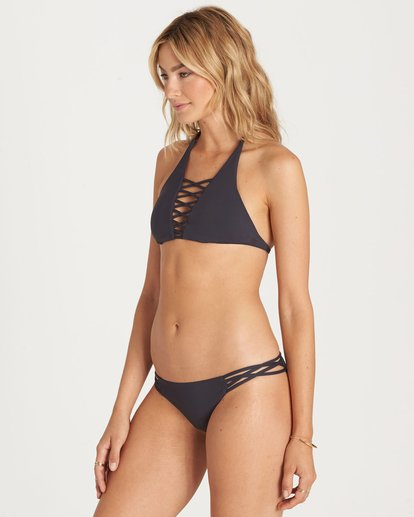 1 Sol Searcher Tropic Bikini Bottom Black XB02JSOL Billabong