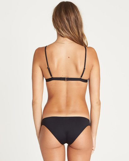 0 Sol Searcher Tropic Bikini Bottom Black XB02TBSO Billabong