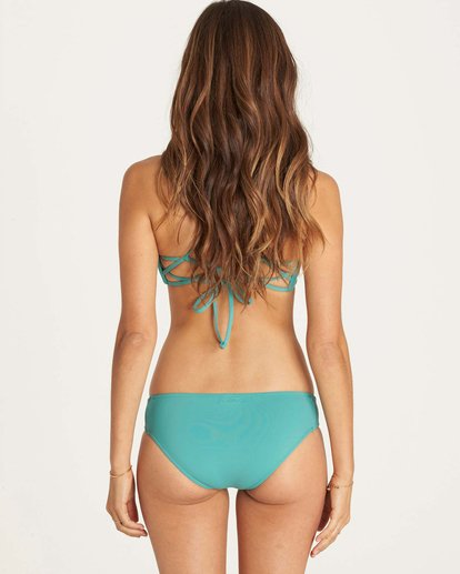 0 Sol Searcher Lowrider Bikini Bottom Green XB03JSOL Billabong