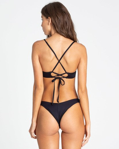 0 Sol Searcher Hike Bikini Bottom Black XB04QBSO Billabong