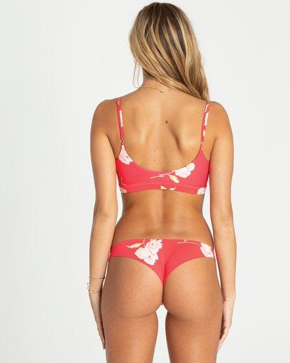 0 Floral Dawn Tanga Bikini Bottom  XB05PBFL Billabong