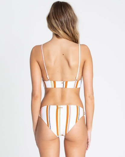 0 Sunstruck Lowrider Bikini Bottom Yellow XB09TBSU Billabong