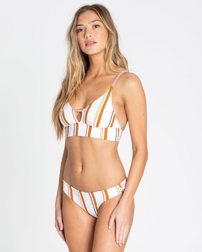1 Sunstruck Lowrider Bikini Bottom Yellow XB09TBSU Billabong