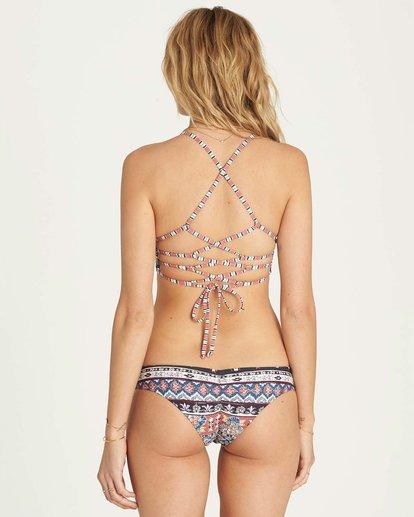 1 Last Tribe Reversible Hawaii Lo Bikini Bottom  XB12MLAS Billabong