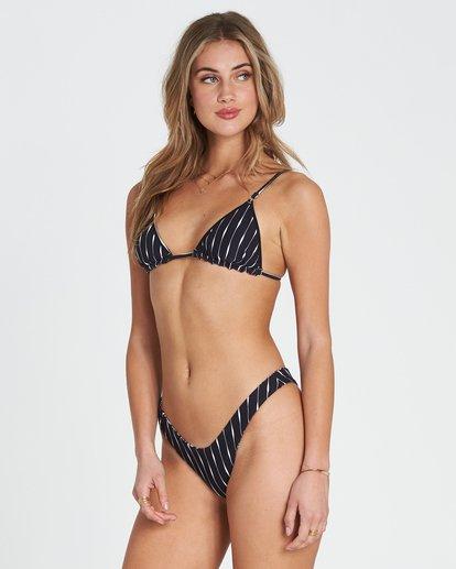 1 Rosarita Hike Bikini Bottom Black XB14SBRO Billabong