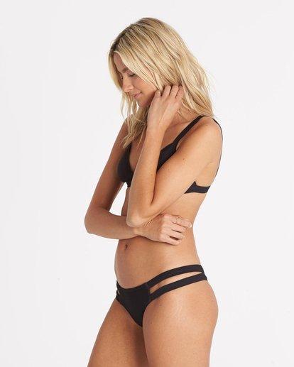 1 Line Up Isla Bikini Bottom Black XB15JLIN Billabong