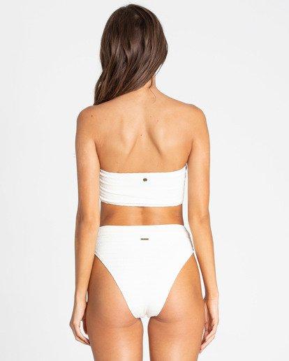 0 Sun Rise Pant High-Waisted Bikini Bottom Yellow XB17TBSU Billabong