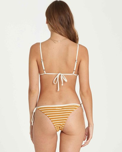 1 Honey Daze Isla Bikini Bottom Yellow XB22QBHO Billabong