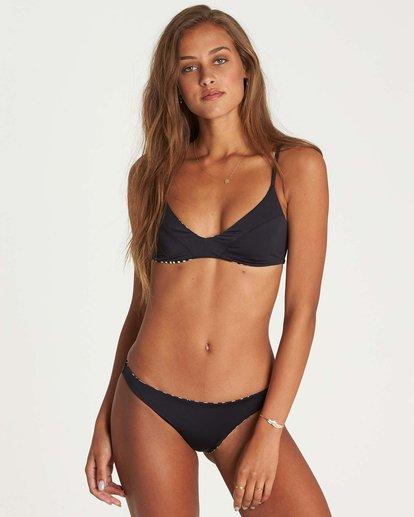 5 Sun Tribe Tropic Bikini Bottom Black XB31NBSU Billabong