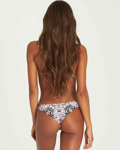 0 Wave Daze Tanga Bikini Bottom  XB31PBWA Billabong