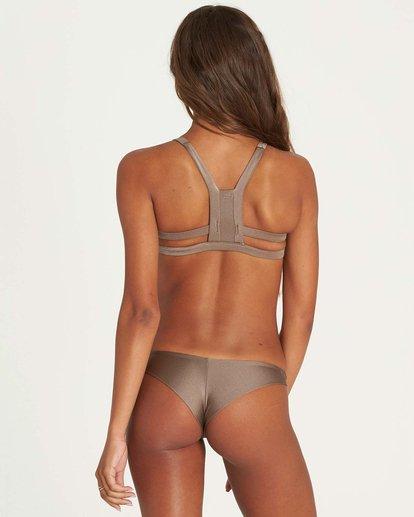0 Sol Searcher Tanga Bikini Bottom Beige XB52JSOL Billabong