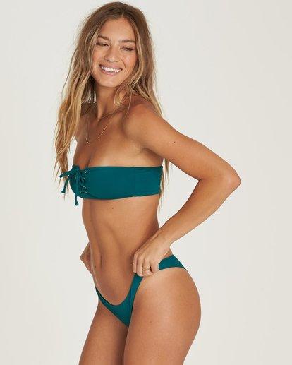 1 Sol Searcher Tanga Bikini Bottom Green XB52JSOL Billabong