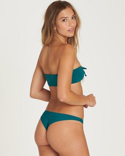 2 Sol Searcher Tanga Bikini Bottom Green XB52JSOL Billabong