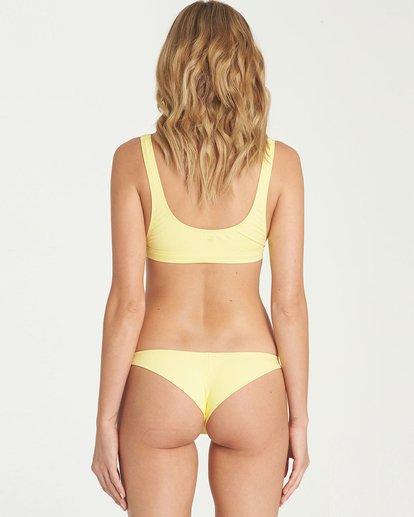 0 Reissue Tanga Bikini Bottom Yellow XB53NBRE Billabong