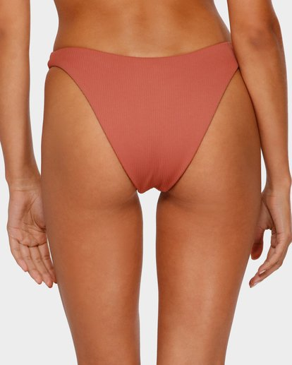 3 Kissed By The Sun Hike Bikini Bottom Brown XB80TBKI Billabong