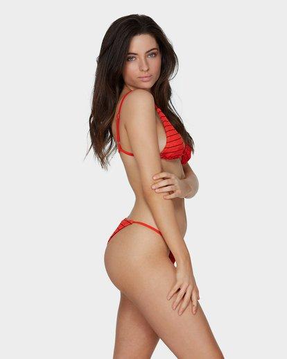 1 Hightide Tanga Bikini Bottom Red XB81SBHI Billabong