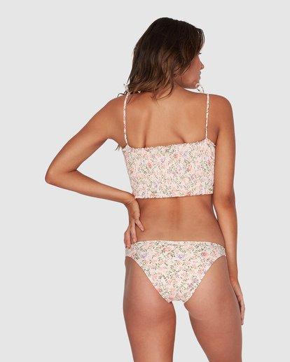 0 Garland Tropic Bikini Bottom White XB81TBGA Billabong