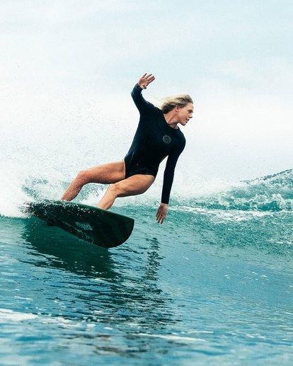 1 Surfed Out Bodysuit Black XR11TBDE Billabong