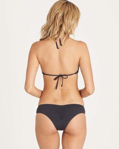 2 Sol Searcher High Neck Bikini Top Black XT01LSOL Billabong