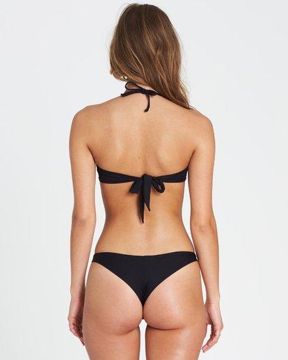 2 Sol Searcher Bandeau  Bikini Top Black XT01SBSO Billabong
