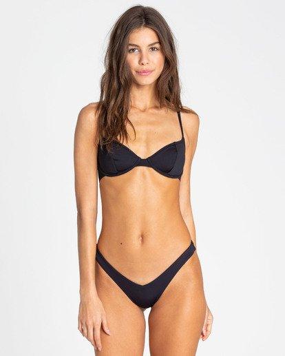 0 Sol Searcher Underwire Bikini Top Black XT03TBSO Billabong