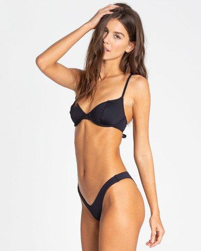 1 Sol Searcher Underwire Bikini Top Black XT03TBSO Billabong