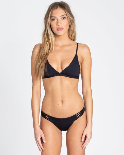 0 Sol Searcher Triangle Bikini Top Black XT04TBSO Billabong