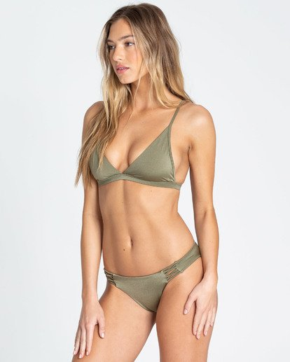 1 Sol Searcher Triangle Bikini Top Green XT04TBSO Billabong