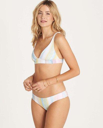 1 Desert Dream Banded Triangle Bikini Top  XT07LDES Billabong