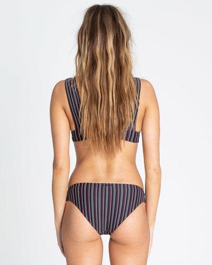 6 Mellow Luv Plunge Reversible Bikini Top  XT08TBME Billabong