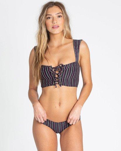 0 Mellow Luv Bustier Bikini Top  XT09TBME Billabong