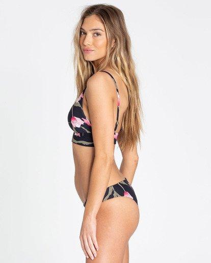 2 Mellow Luv V Cami Bikini Top Black XT10TBME Billabong