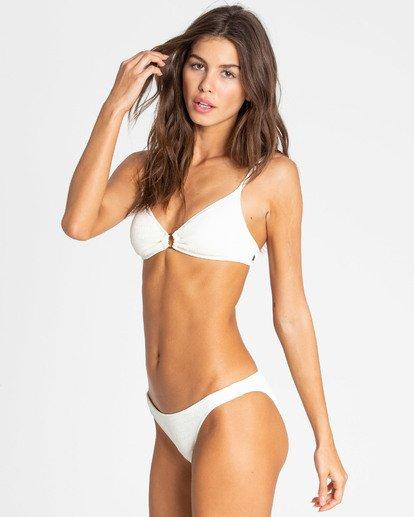 1 Sun Rise Trilet Bikini Top Yellow XT21TBSU Billabong