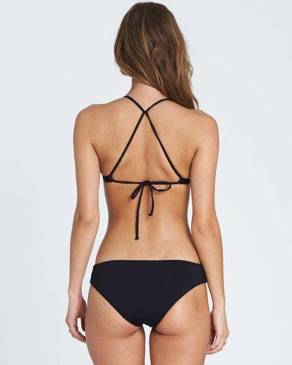 2 Sol Searcher Fixed Triangle Bikini Top Black XT27LSOL Billabong